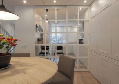 Reforma separador cocina Glow Rehabilita