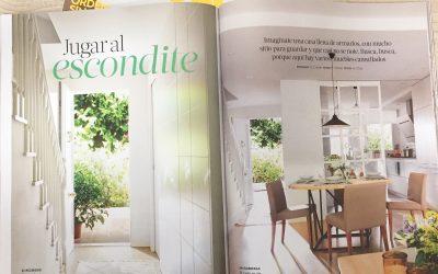 'Jolie' en la revista El Mueble