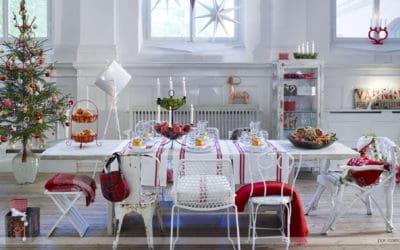 La mesa perfecta estas Navidades