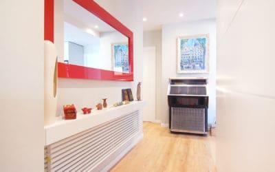 Ninette, reforma integral en un piso de Barcelona