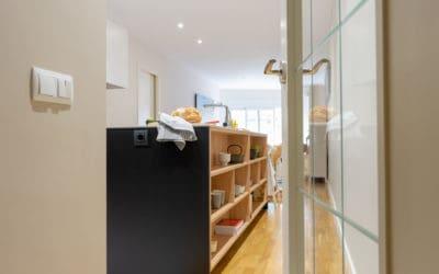 Camile, una cuina amb caràcter i molt espai